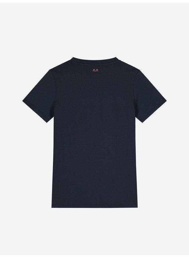 Alissa T-Shirt Royal Blue