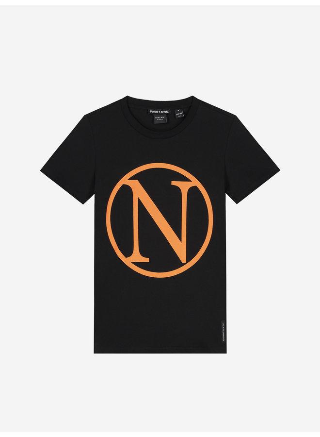 Kim N T-Shirt Black