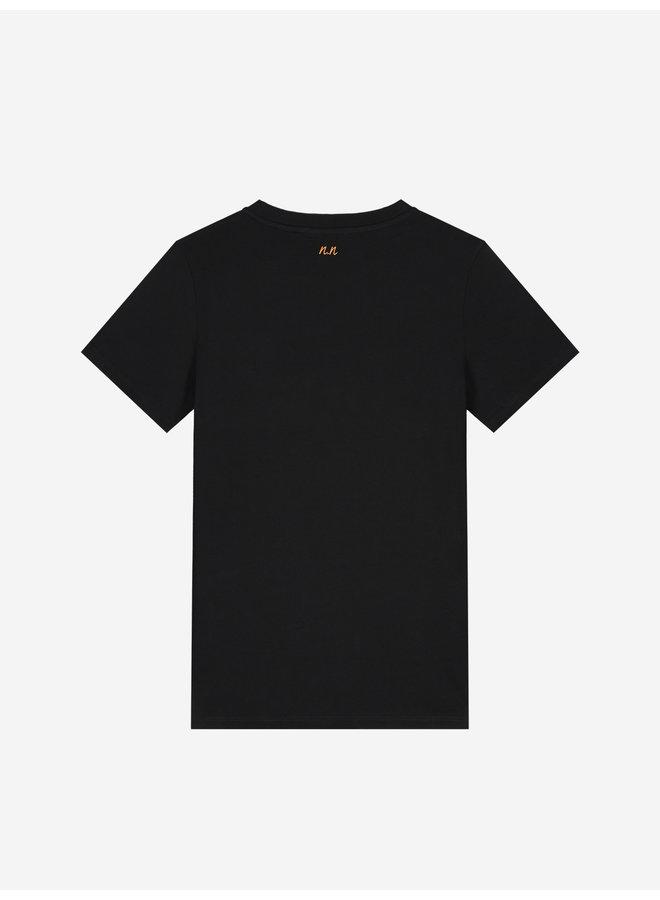 Annika T-Shirt Black