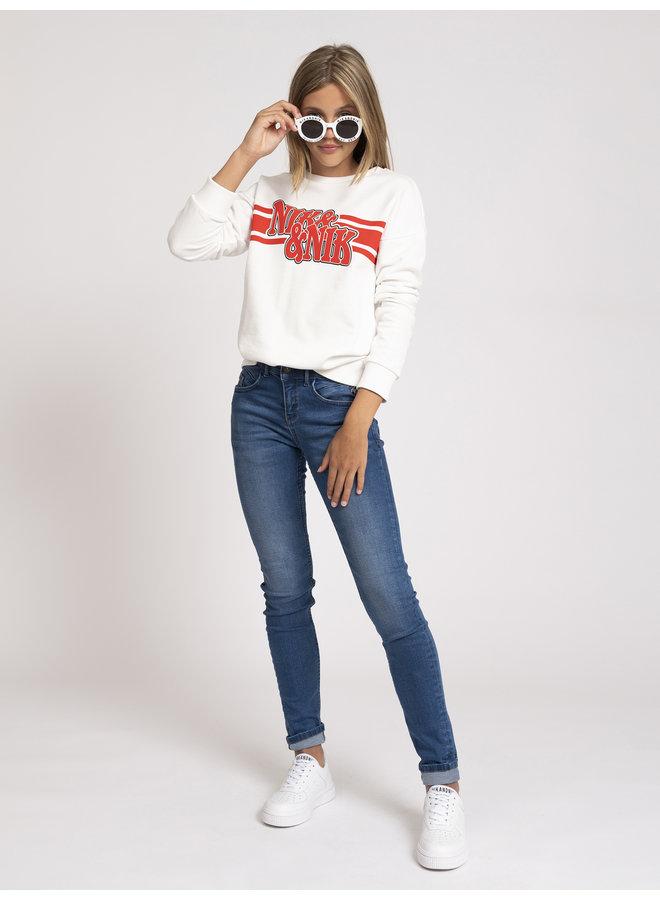 Alexi Sweater Off White