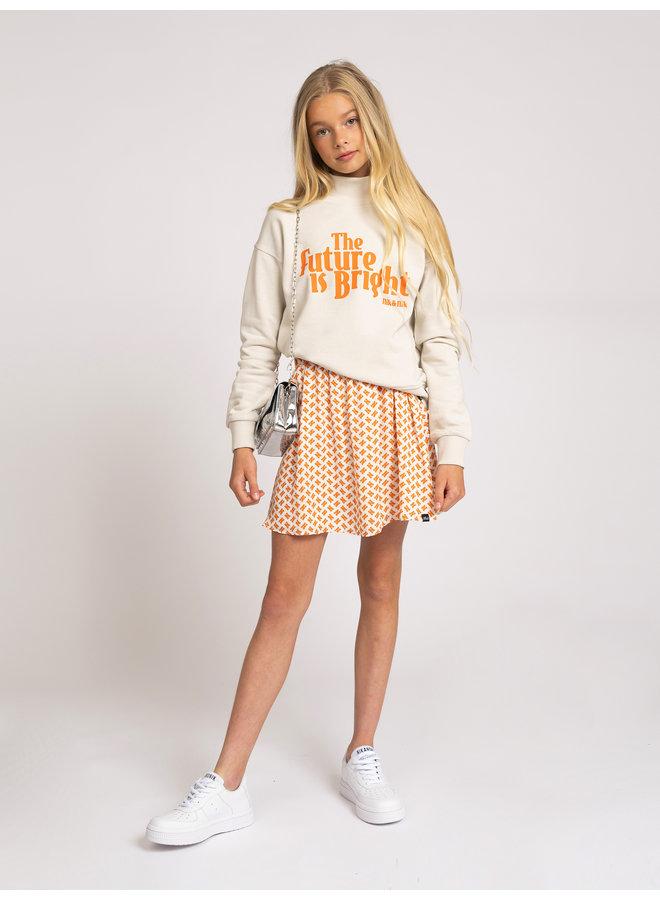 Future Sweater Vintage White
