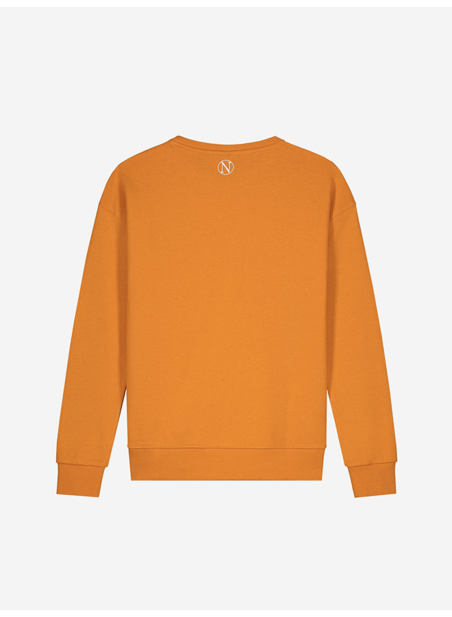 Abigal Sweater Orange