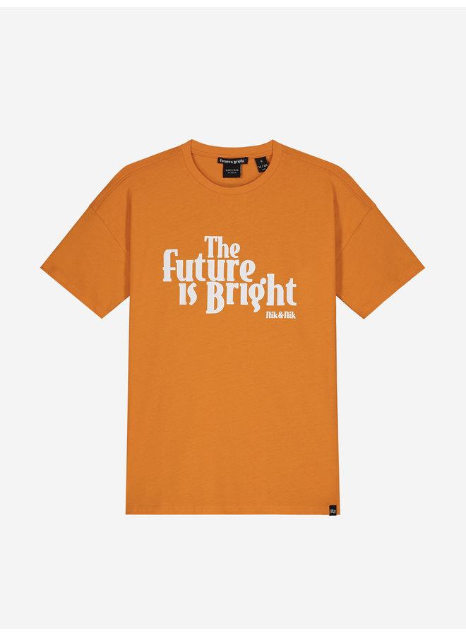 Future T-Shirt Orange