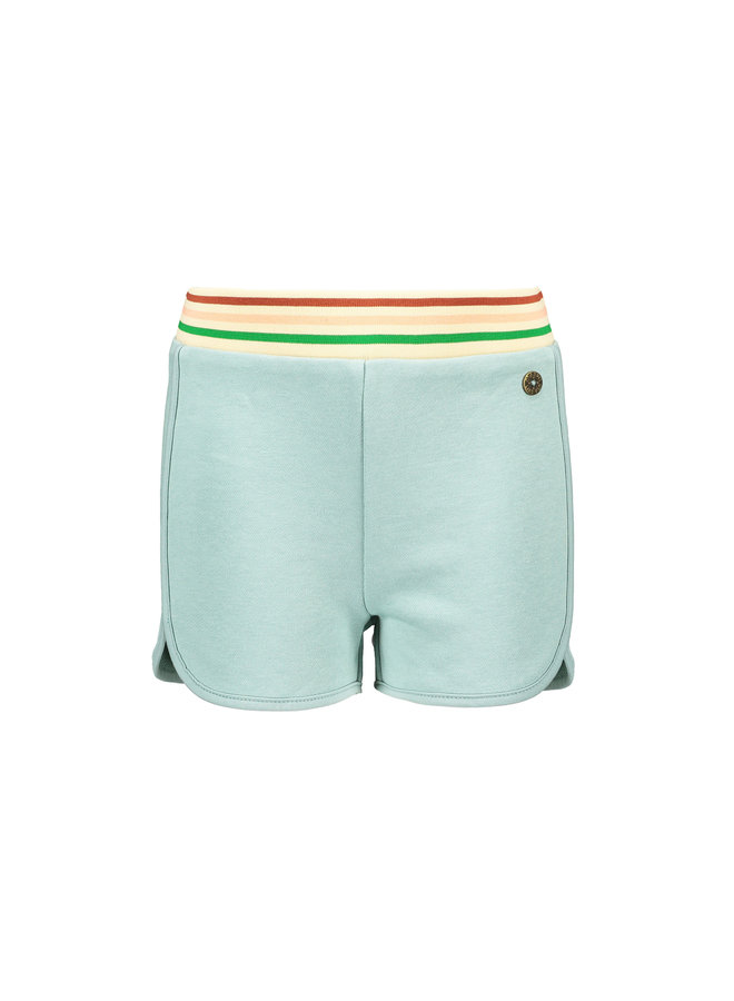 Flo girls sweat short Mint