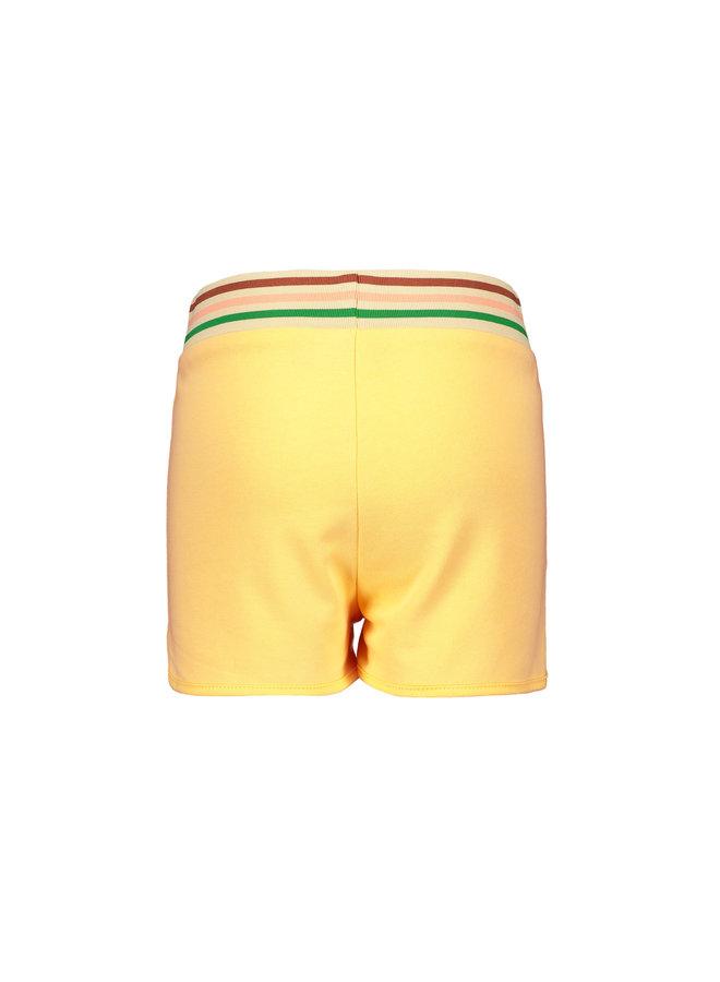 Flo girls sweat short Honey