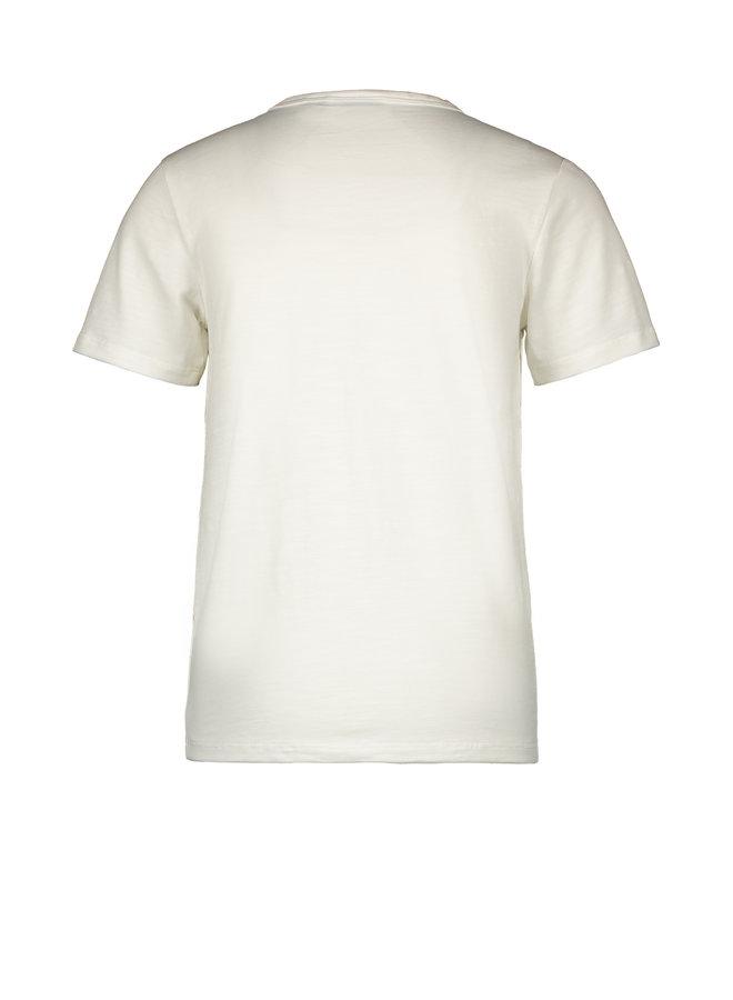 Flo boys jersey tee peddles Off white