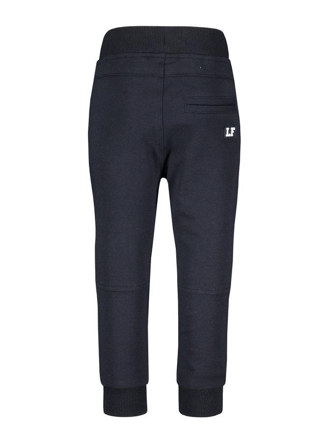 Flo baby boys sweat pants Navy
