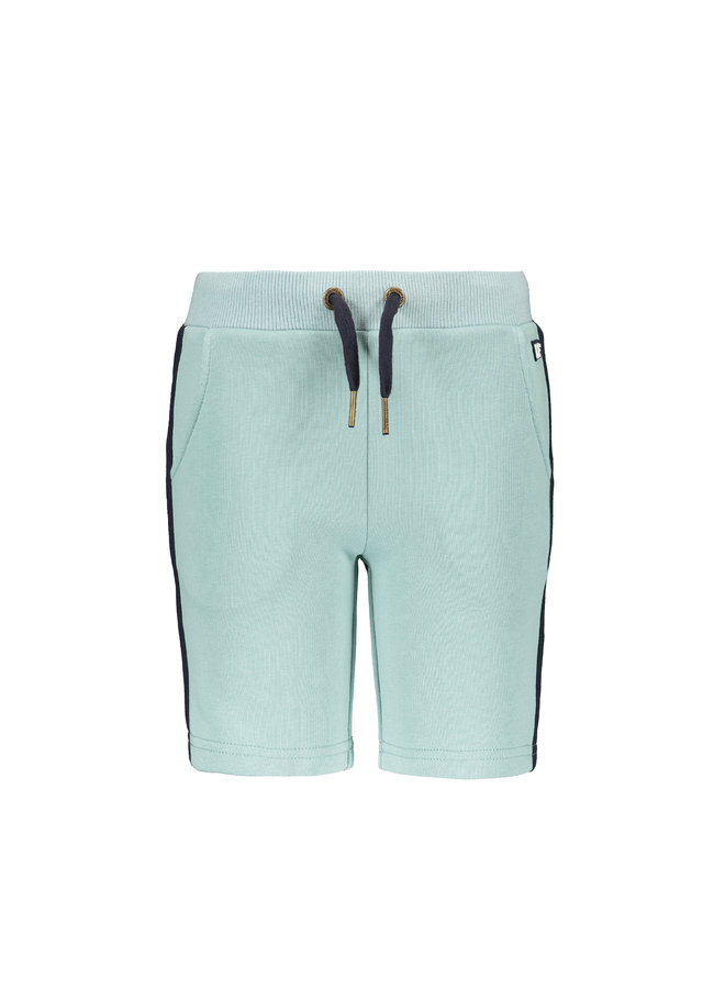 Flo boys sweat short / AO Mint