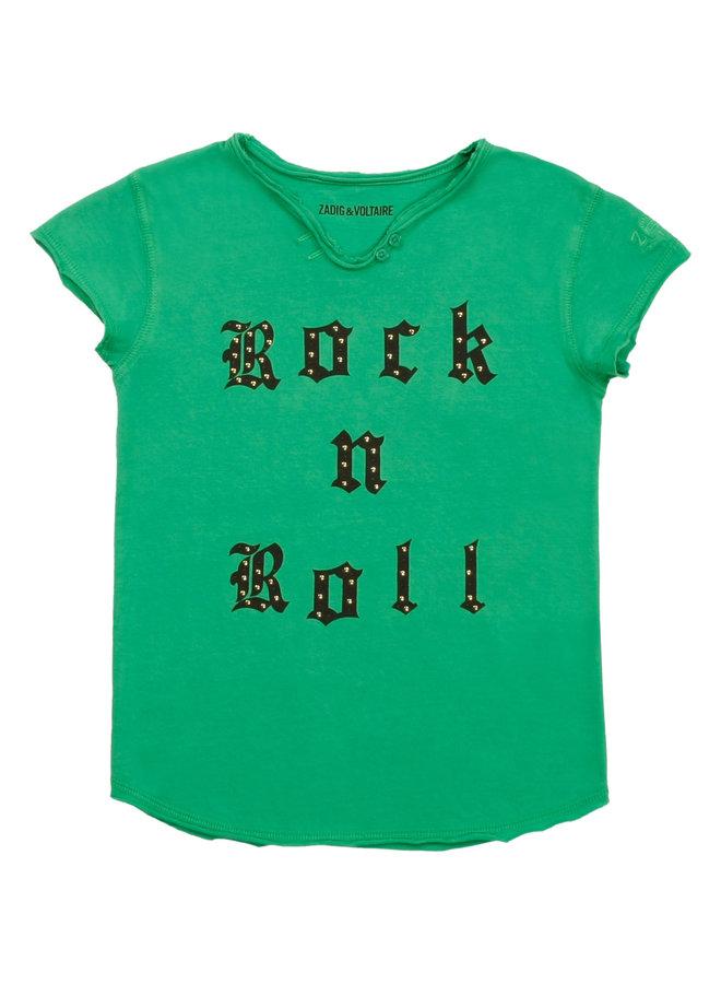 T-Shirt Korte Mouwen Anijs