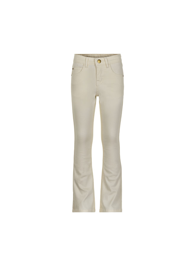 The New Flared Jeans White Swan