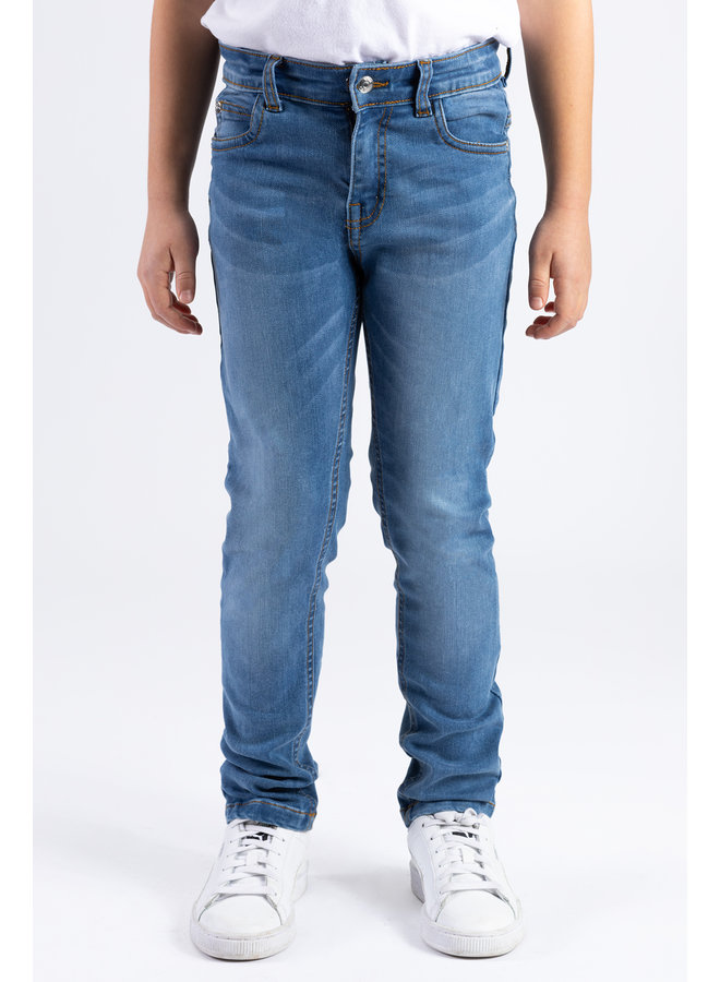 Copenhagen Slim Jeans Col. Med. Blue 845