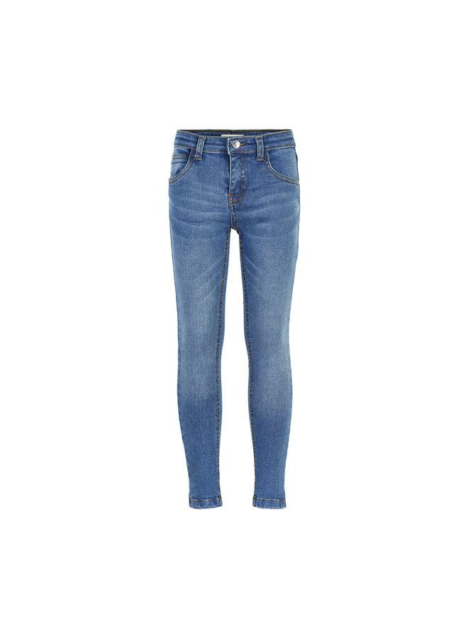 Oslo Super Slim Jeans Col. Med. Blue 845