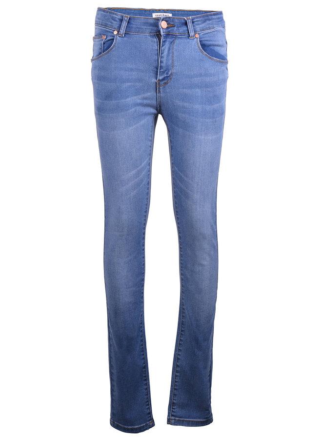 Jowie Jeans Slim Fit Medium Blue Denim Wash