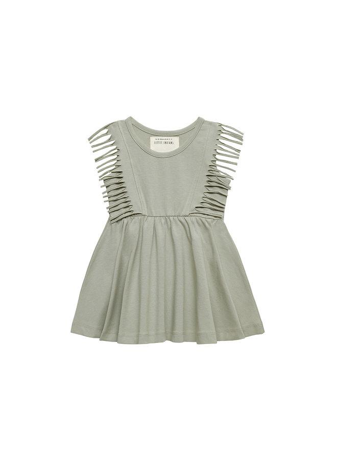 Boho Dress Sleeveless Abbey Stone