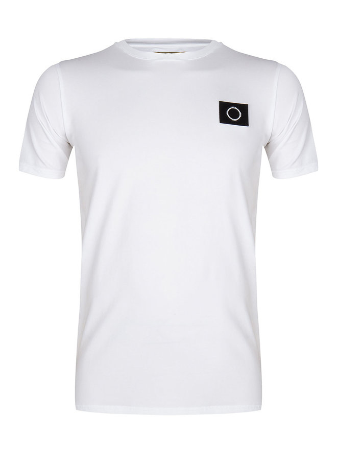 T-Shirt SS Basic Off White