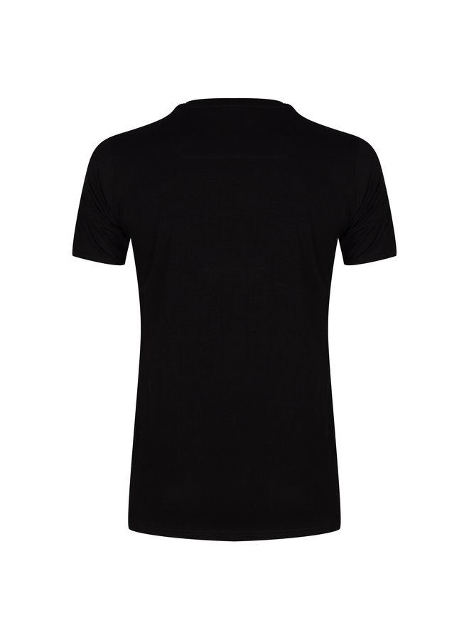 T-Shirt SS Basic Black