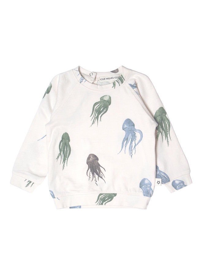Jellyfish | Sweatshirt Multicolor