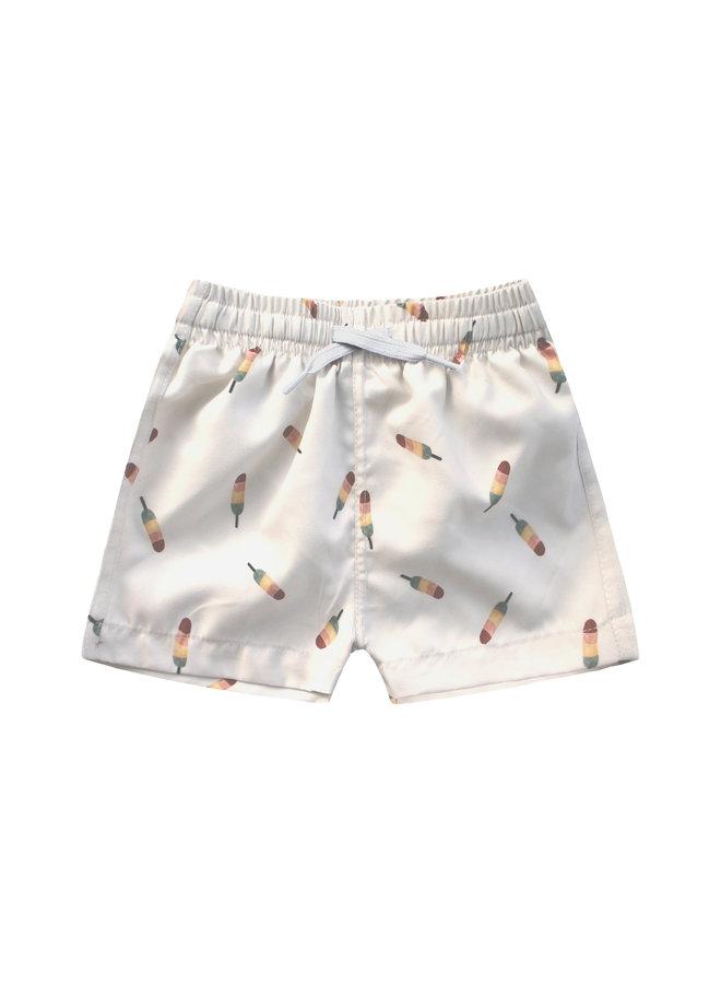 Ice Cream   Swim Shorts Multicolor