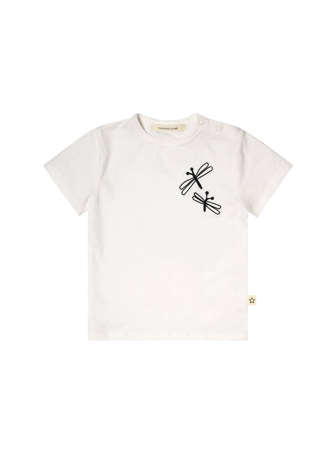 Dragonfly Off-White