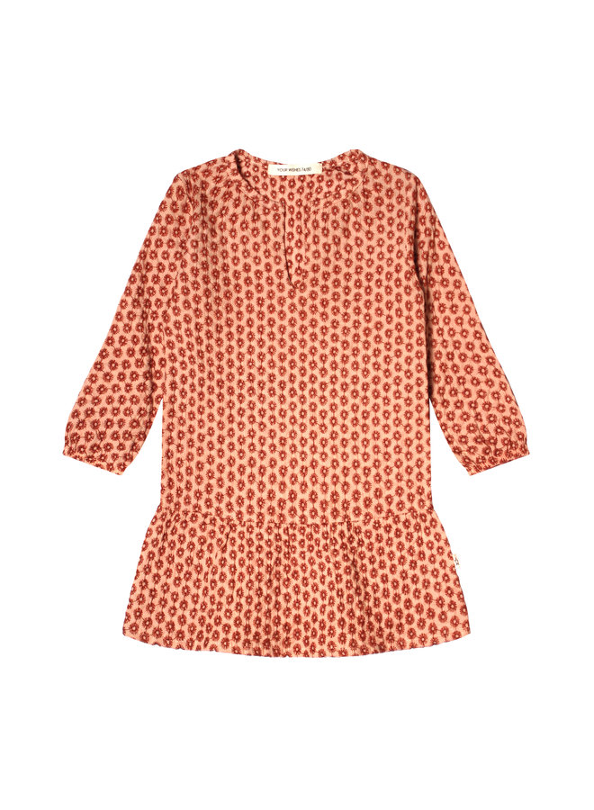 Broderie Terra | Tunic Dress