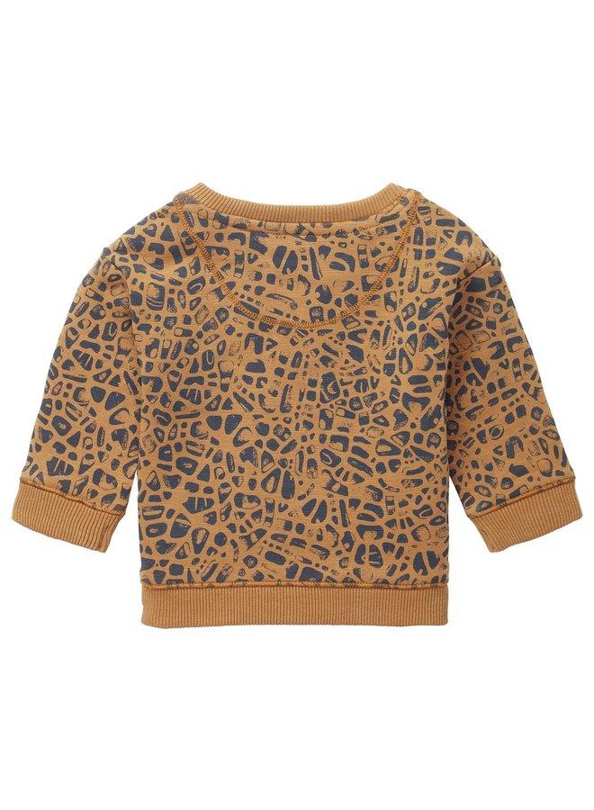 B Sweater Trowbridge Bistre