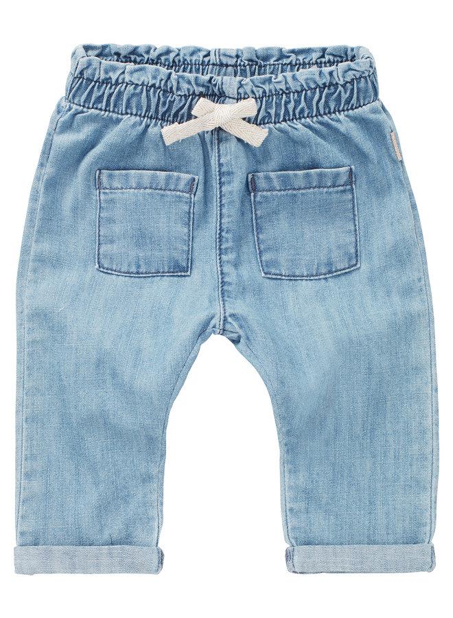 G Regular Pants Matane Medium Wash