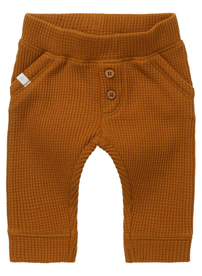 U Slim Fit Pants Sandown Roasted Pecan