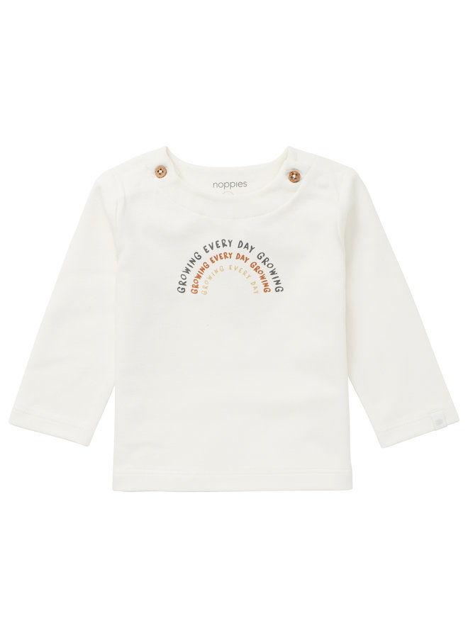 U T-shirt LS Shields Snow White