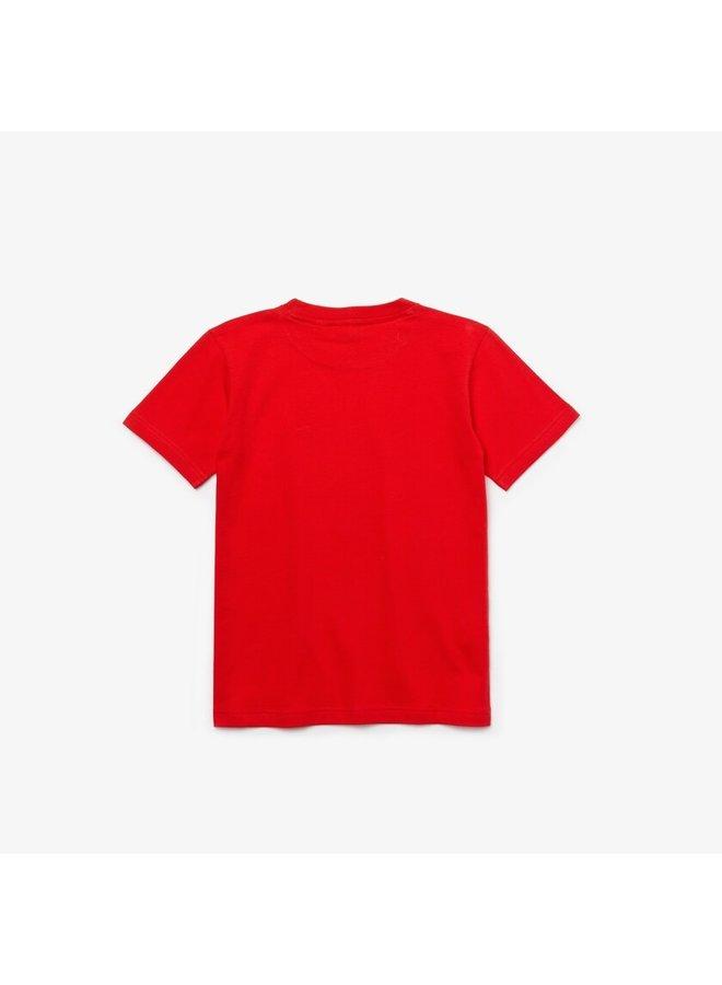 1ET1 Children tee-shirt 01 Redcurrant Bush