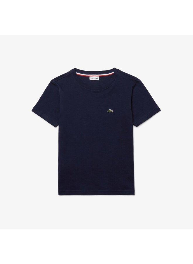1ET1 Children tee-shirt 01 Navy Blue