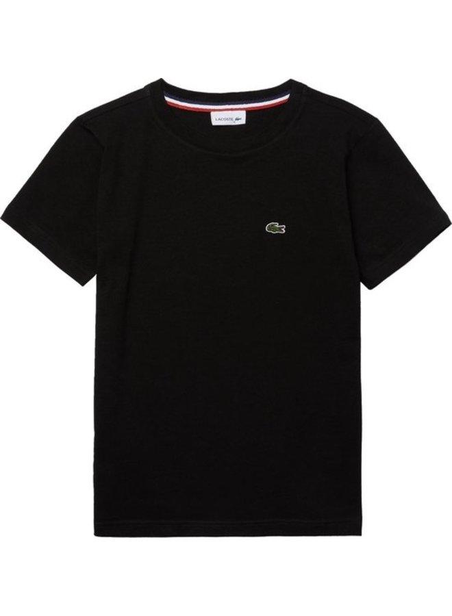 1ET1 Children tee-shirt 01 Black