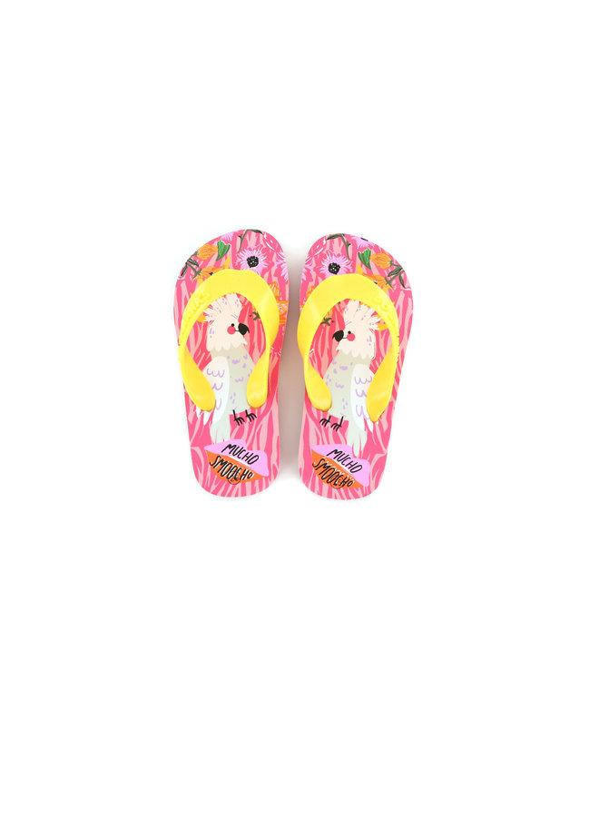 Smoocho flip flops
