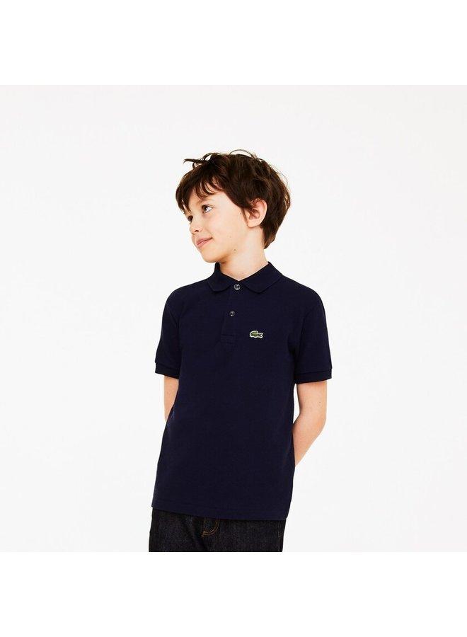 1EP1 Children S/S best polo 01 Navy Blue