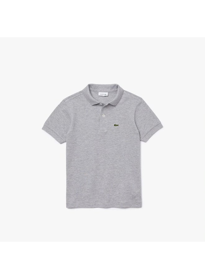 1EP1 Children S/S best polo 01 Silver Chine