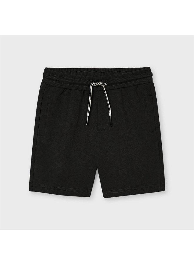 Basic fleece shorts Vynil