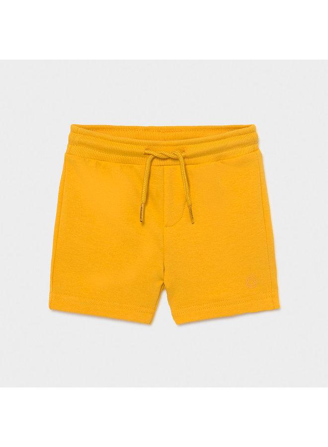 Basic fleece shorts Mango
