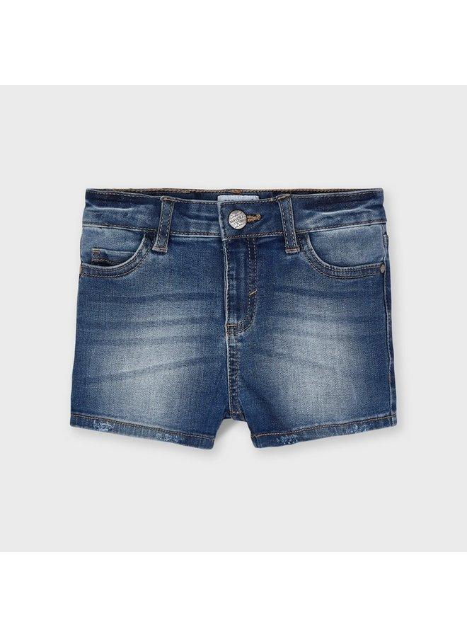 Basic denim shorts Medium