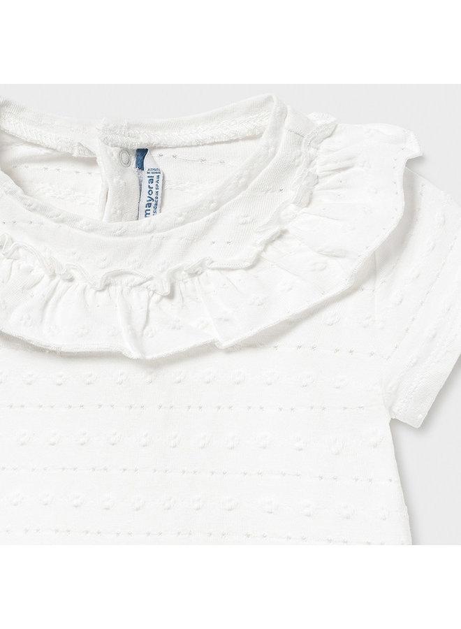 S/s t-shirt Natural