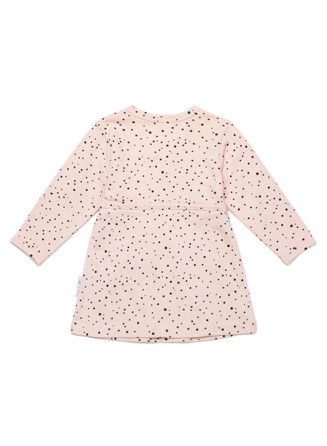 G Dress is Liz Peach Skin