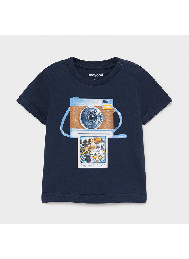 Lenticular t-shirt s/s Nautical