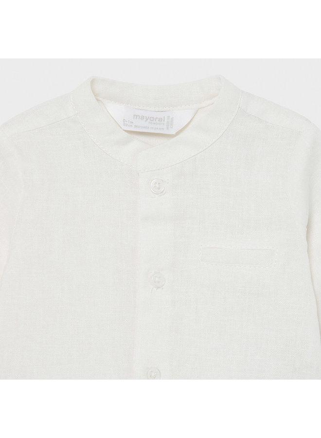 L/s shirt Cream