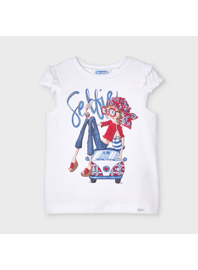 S/s doll shirt