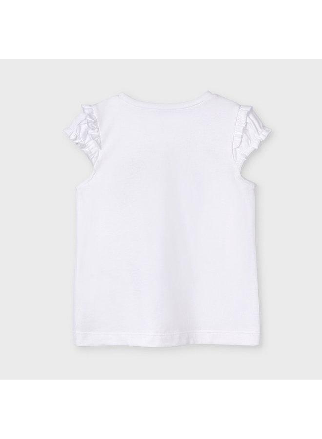S/s doll shirt White