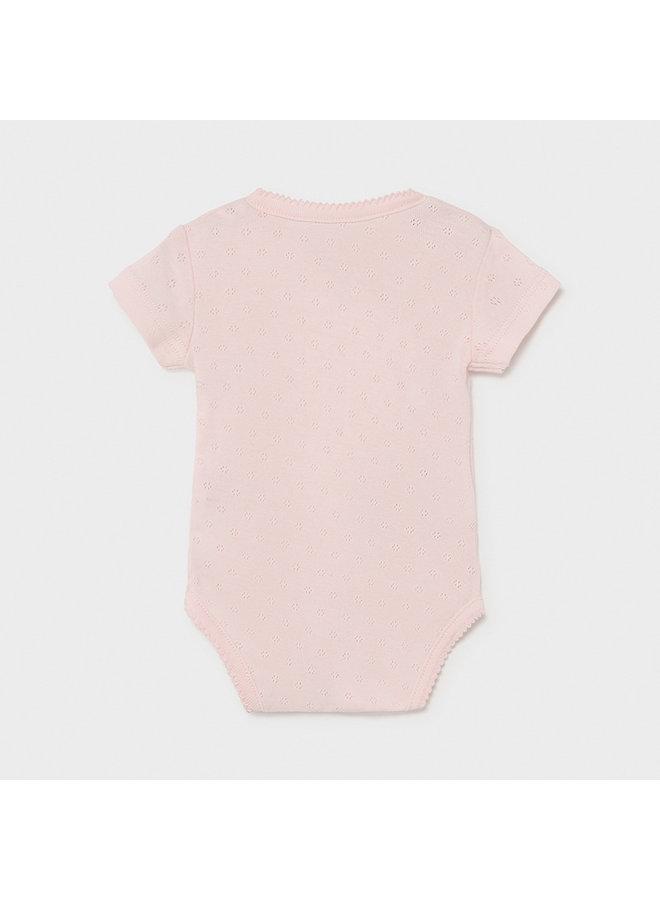 S/s basic body Baby Rose