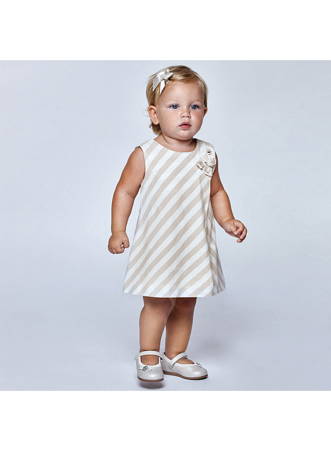Knit dress Linen