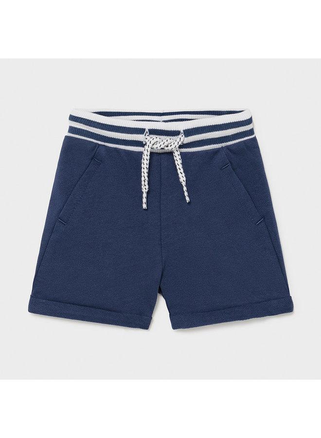 Fleece shorts Blue