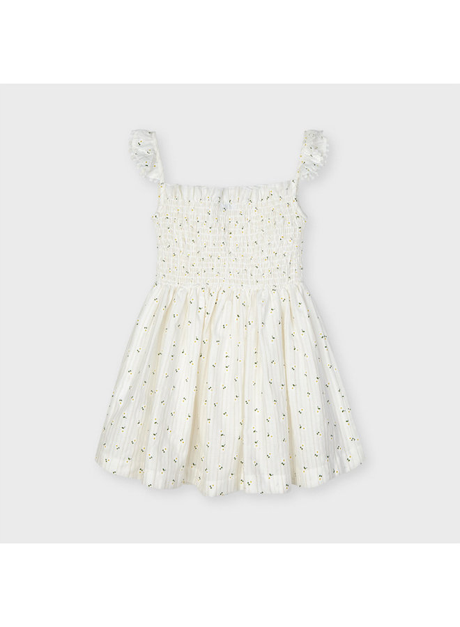 printed dress Natural
