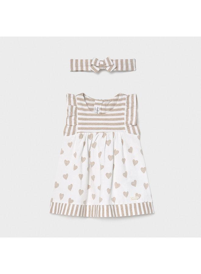 Dress Taupe