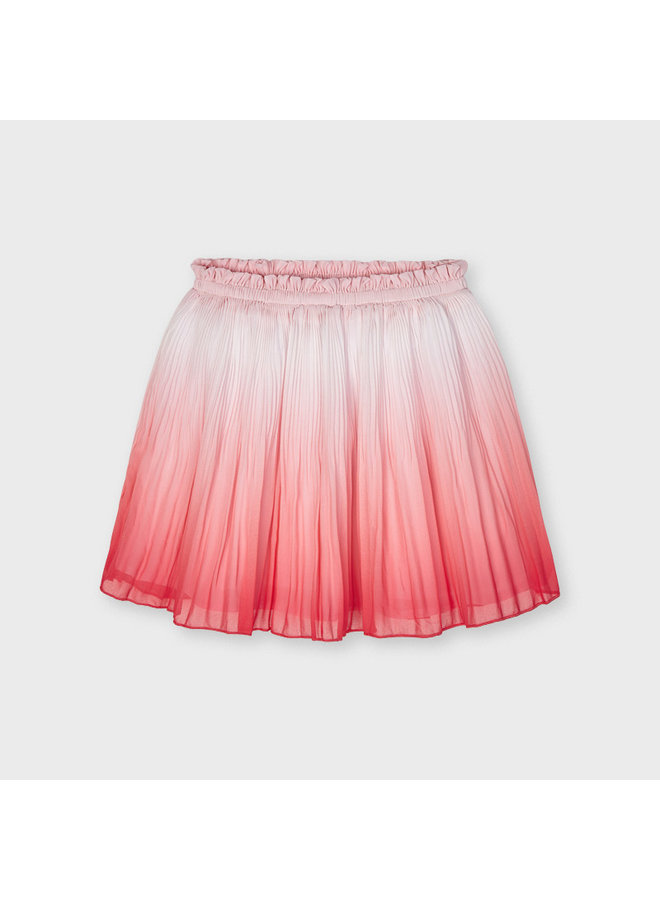 tie dye skirt Flamingo