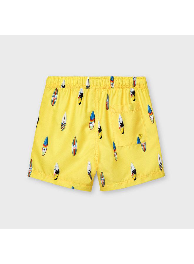 bathing suit shorts Banana